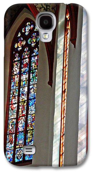 Carmelite Convent Church Mainz Galaxy S4 Case by Sarah Loft
