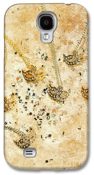 Carnival Masquerade Jewels Galaxy S4 Case