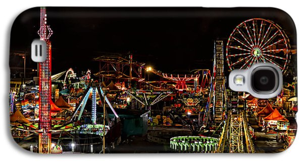 Carnival Midway Galaxy S4 Case