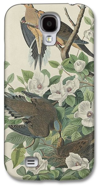 Carolina Pigeon Or Turtle Dove Galaxy S4 Case by Dreyer Wildlife Print Collections