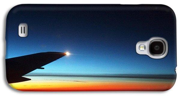 Carolina Sunrise Galaxy S4 Case