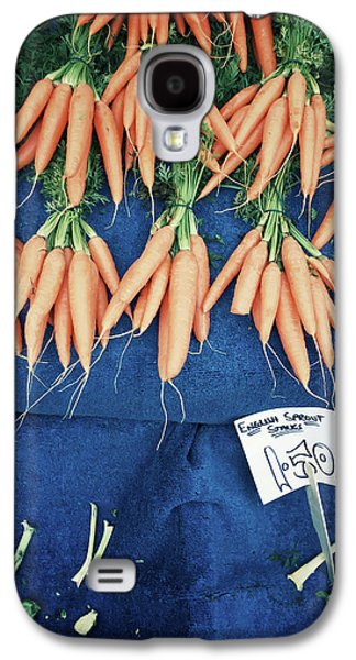 Carrots At The Market Galaxy S4 Case