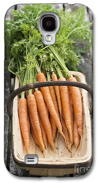 Carrots Galaxy S4 Case by Tim Gainey