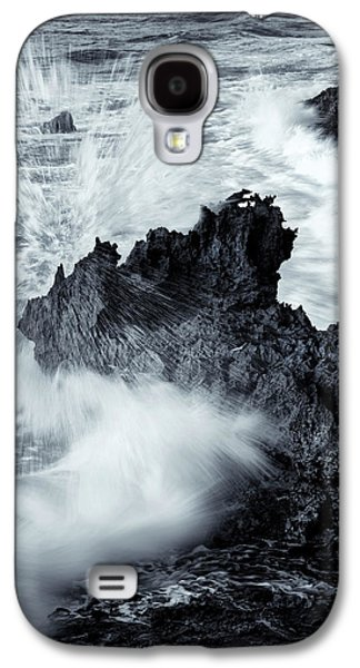 Exploding Galaxy S4 Cases - Carved by the Sea Galaxy S4 Case by Mike  Dawson