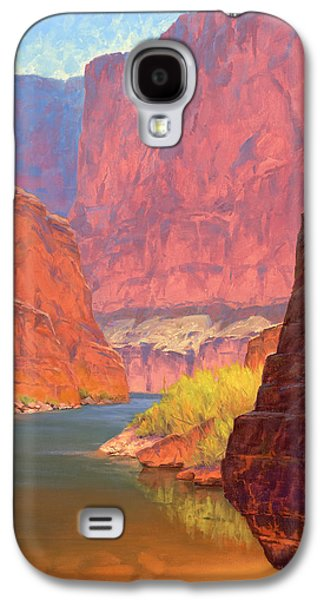 Grand Canyon Galaxy S4 Case - Carving Castles by Cody DeLong
