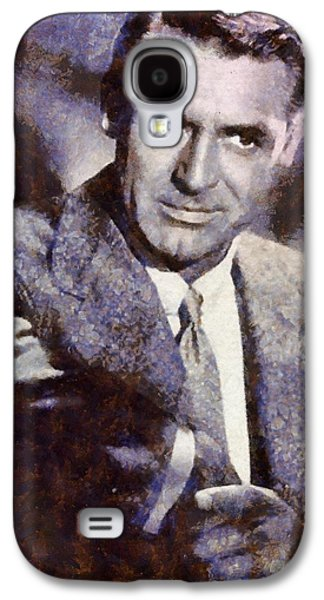 Cary Grant Hollywood Actor Galaxy S4 Case