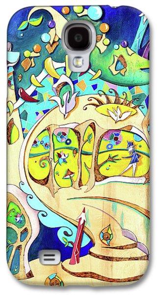 Casa Batllo - Antoni Gaudi Barcelona Galaxy S4 Case by Arte Venezia