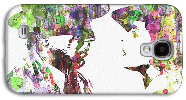 Digital Galaxy S4 Cases - Casablanca 2  Galaxy S4 Case by Naxart Studio