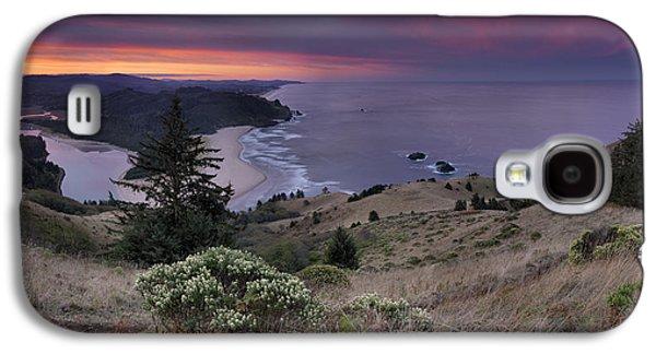 Cascade Head Scenic Area Galaxy S4 Case