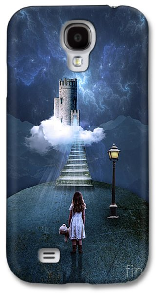 Castle In The Clouds Galaxy S4 Case
