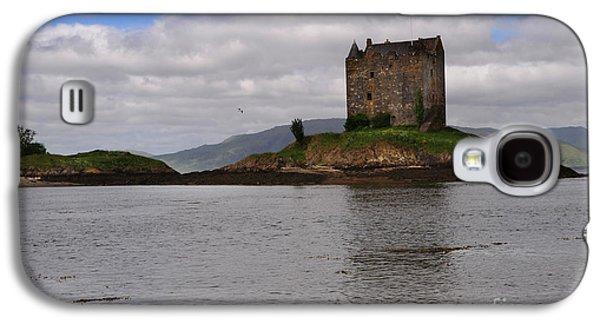 Castle Stalker Galaxy S4 Case by Nichola Denny