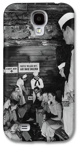 Castle Village Air Raid Shelter Galaxy S4 Case