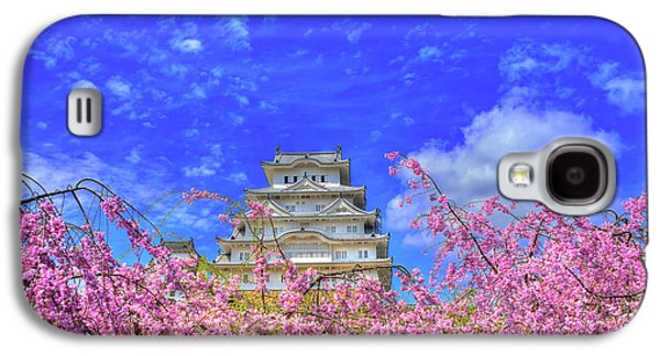 Castle's Blossom Galaxy S4 Case