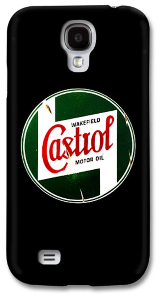 Castrol Motor Oil Galaxy S4 Case