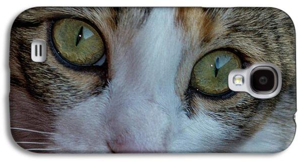 Cat Eyes Galaxy S4 Case