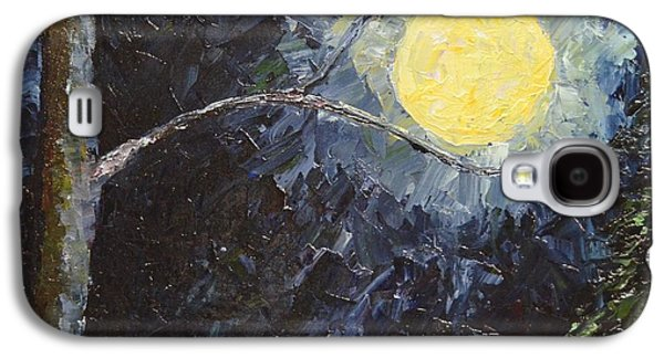 Catching The Moon Galaxy S4 Case