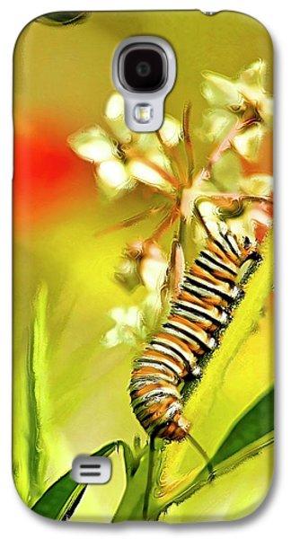 Caterpillar Stage 2 Galaxy S4 Case