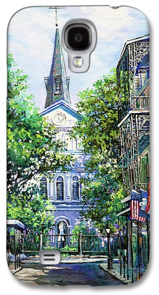 Cathedral At Orleans Galaxy S4 Case by Dianne Parks