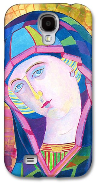Our Lady Of Lourdes Catholic Art Galaxy S4 Case