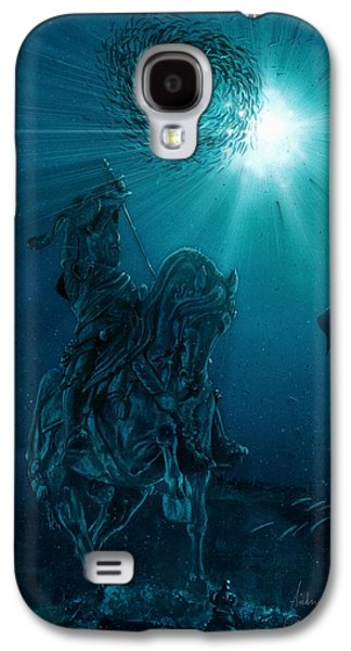 Cavallo Di Bronzo Galaxy S4 Case by Andrea Gatti
