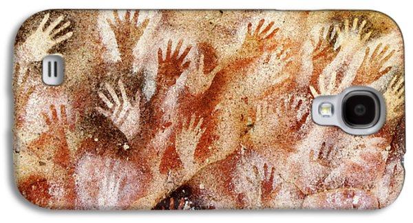 Cave Of The Hands - Cueva De Las Manos Galaxy S4 Case