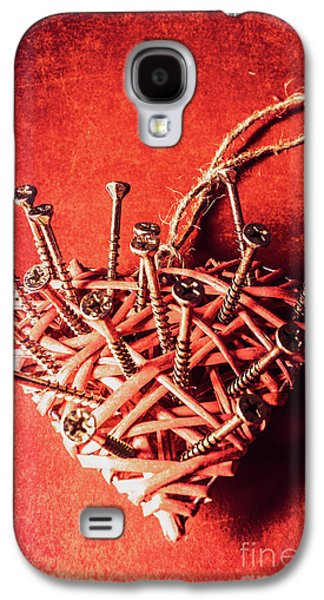Stainless Steel Galaxy S4 Case - Cavities Of Love by Jorgo Photography - Wall Art Gallery