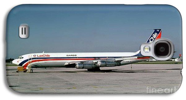 Cc-ceb, Boeing 707-385c, Lan Chile Cargo, Jt3d-3b S2, Jt3d Galaxy S4 Case