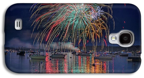Celebration In Boothbay Harbor Galaxy S4 Case