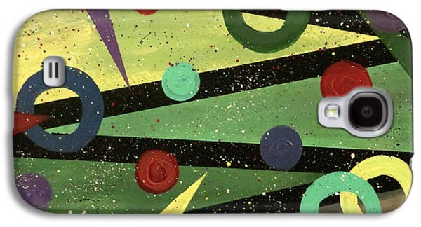 Celebration Galaxy S4 Case by Teresa Wing