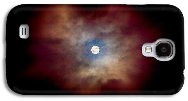 Celestial Moon Galaxy S4 Case