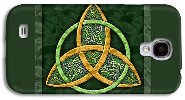 Celtic Trinity Knot Galaxy S4 Case