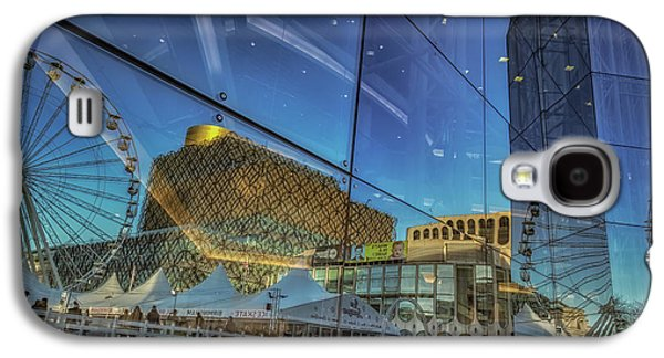 Centenary Square Reflections Galaxy S4 Case