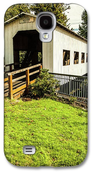 Centennial Bridge Galaxy S4 Case