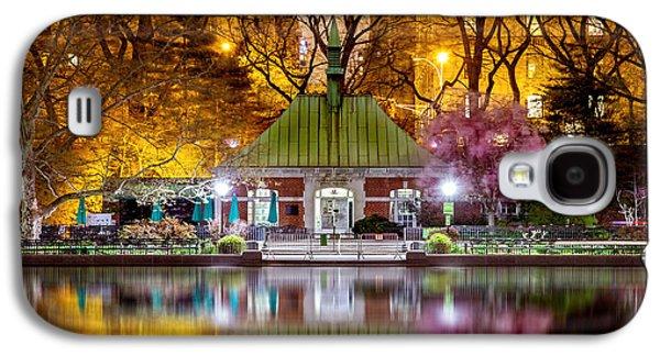 Central Park Memorial Galaxy S4 Case by Az Jackson