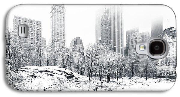 Central Park Galaxy S4 Case