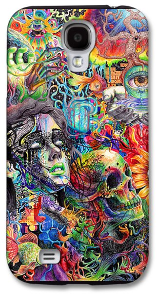 Cerebral Dysfunction Galaxy S4 Case by Callie Fink