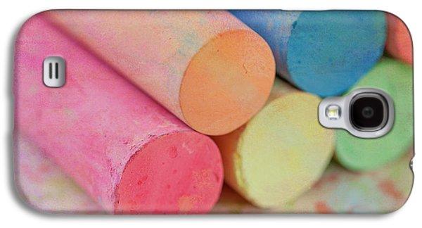 Chalk Galaxy S4 Case
