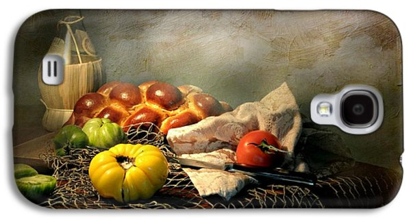 Challah Bread Galaxy S4 Case by Diana Angstadt