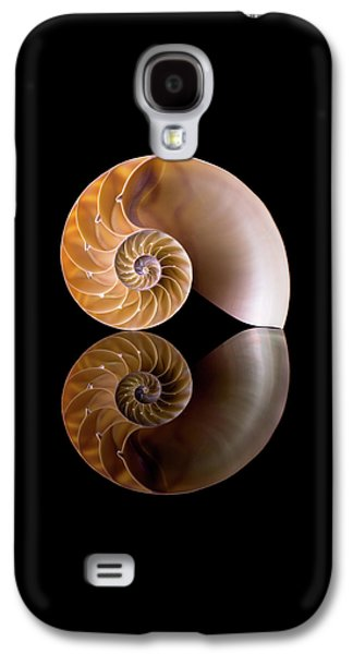 Chambered Nautilus Galaxy S4 Case by Jim Hughes