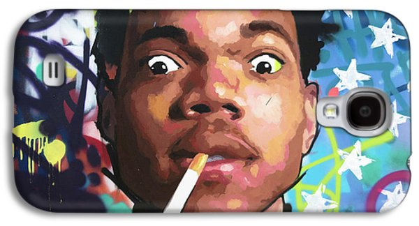 Chance The Rapper Galaxy S4 Case