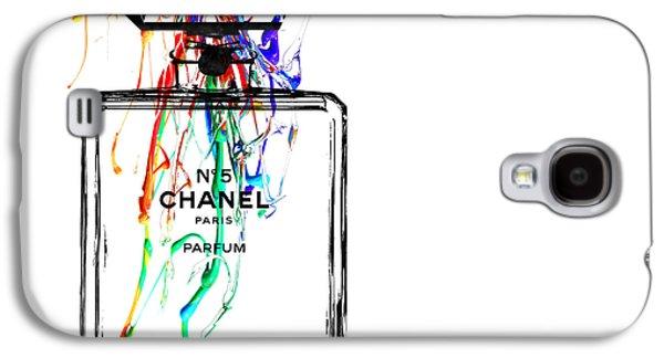 Chanel Galaxy S4 Case