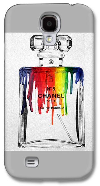 Chanel  Galaxy S4 Case by Mark Ashkenazi
