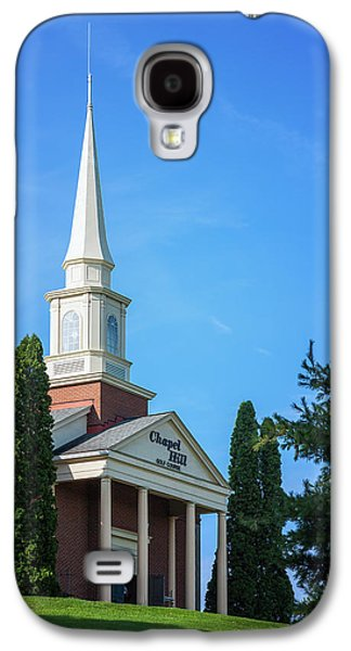 Chapel Hill Golf Course Clubhouse Galaxy S4 Case by Tom Mc Nemar
