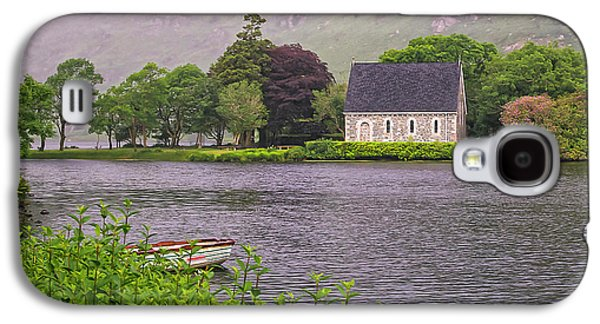 Chapel In The Mist - Gougane Barra - County Cork - Ireland Galaxy S4 Case by Tony Crehan