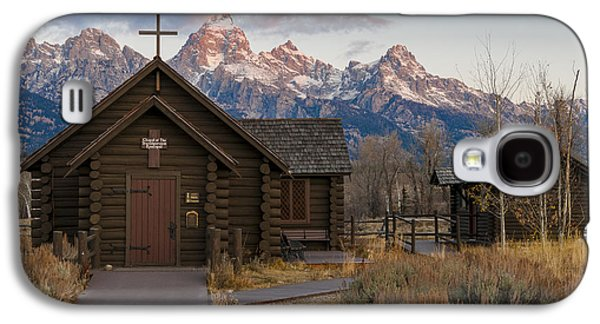 Chapel Of The Transfiguration - II Galaxy S4 Case