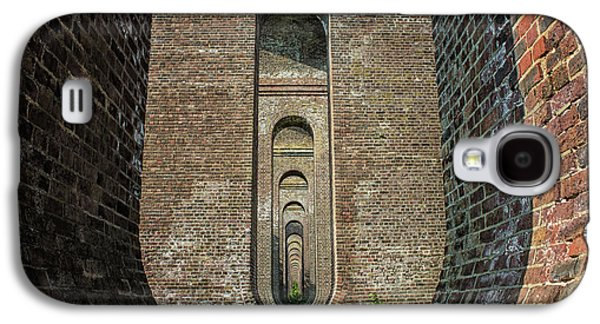 Chapel Viaduct Galaxy S4 Case by Martin Newman