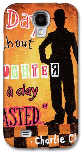 Chaplin Galaxy S4 Case