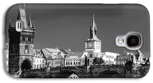 Charles Bridge Prague Czech Republic Galaxy S4 Case