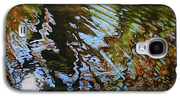 Charles River Reflections Galaxy S4 Case by Jason Sawtelle