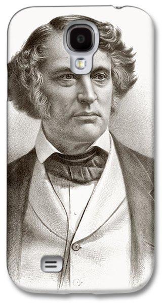 Charles Sumner, 1811 Galaxy S4 Case